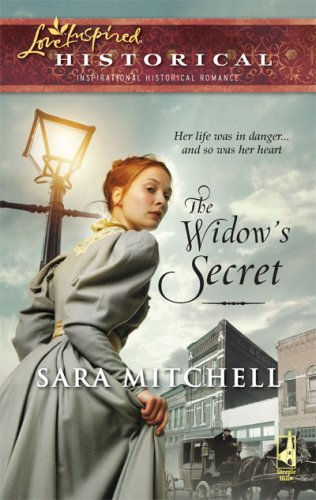 Image of The Widow's Secret (Love Inspired Historical #27)
