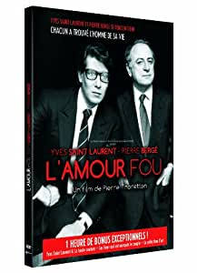 Yves Saint Laurent - Pierre Bergé, l'amour fou - édition simple