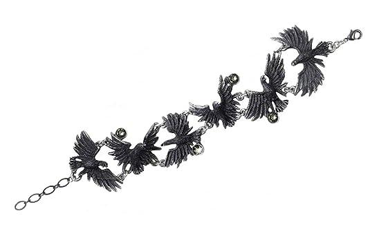 Raven Flocks Flocking Ravens Bracelet