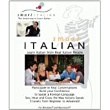 SmartItalian CDROM: Learn Italian from Real Italian People with Book (Windows & Mac - All Systems)by Christian Aubert