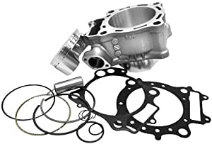 2007 Honda CRF450R Big Bore Cylinder Kit (488cc) - 4.00mm Oversize to 100.00mm, 12.1:1 Compression, Manufacturer: Cylinder Works, +4MM BIG BORE COMP KIT 488CC