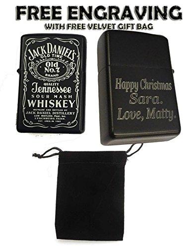 jack-daniel-personalised-black-lighter-free-laser-engraving-ideal-birthday-gift