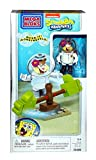 Mega Bloks SpongeBob Squarepants Sandy Cheeks Wacky Pack Toy