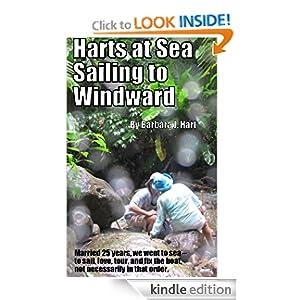 Harts At Sea Sailing to Windward