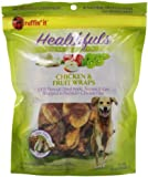 Healthfuls Chicken and Fruit Wraps, 16-Ounce