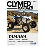 img - for Clymer Manuals Yamaha Yfz450 & Yfz450r 2004-2013 (Clymer Motorcycle Repair) (Paperback) - Common book / textbook / text book