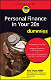 img - for Personal Finance in Your 20s For Dummies book / textbook / text book