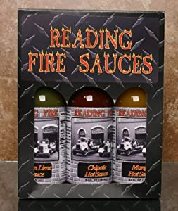 Fire Sauce Gift Set from Fire Sauce Company