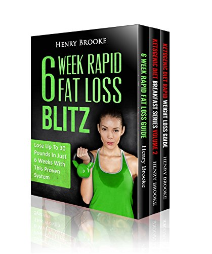Weight Loss Box Set: Great Diet Recipes for Ketogenic Diet, Paleo, Spiralizer, Rapid Weight Loss, Healthy Living, Anti Inflammation, Manage Stress by Henry Brooke