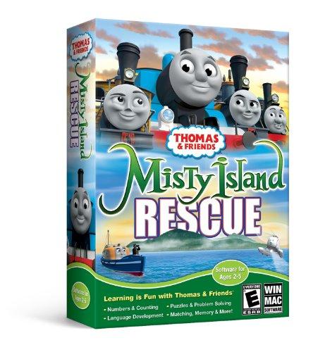 Nova Development Us Thomas & Friends Misty Island Rescue front-805411