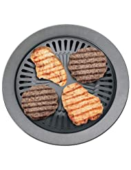 Chefmaster™ Smokeless Indoor Stovetop Barbeque Grill by Revlon