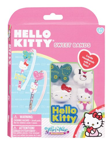 Hello Kitty Whirl 'n Wear Sweet Bands