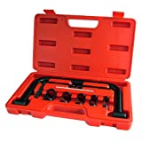New 5 in 1 Valve Spring Compressor Tool Kit 10PCS Pieces set For Cars Vans Motorcycles Bikes