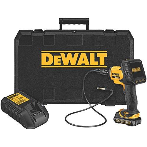 DEWALT-DCT412S1-12-Volt-Li-Ion-58mm-Inspection-Camera-with-Wireless-Screen-Kit