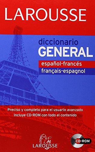Diccionario General español-francés / français-espagnol (Larousse - Lengua Francesa - Diccionarios Generales)