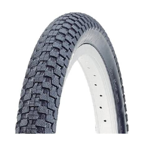 Kenda K-Rad K905 Wire Bead BMX Bicycle Tire - Black/Black - 20 x 2.125 - 027B4NU5