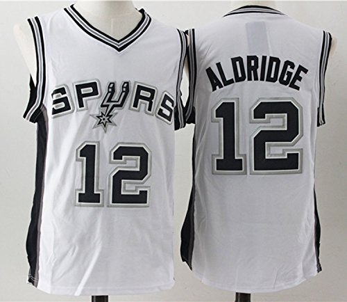 mens-san-antonio-spurs-lamarcus-aldridge-12-basketball-jersey-white-xl