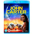 John Carter [Blu-ray] [Region Free]