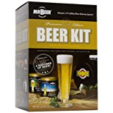 Mr. Beer Premium Gold Edition Home Brewing Craft Beer Making Kit ~ Mr. Beer