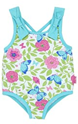 Le Top Butterfly Wishes Crossback Swimsuit Size 6 Month