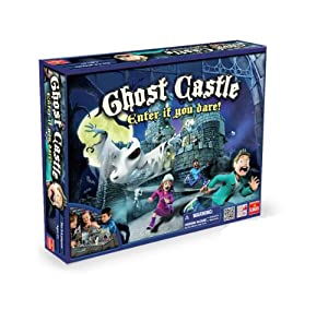 Ghost Castle Game