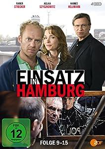 Einsatz in Hamburg: Folge 9-15 [4 DVDs]
