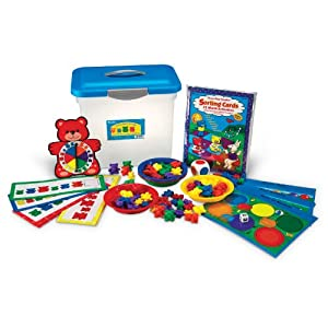 Learning Resources Three Bear Family Sorting Activity (LER0757)