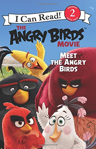 The Angry Birds Movie: Meet the Angry Birds (I Can Read Level 2) (I Can Read Book Level 2 compare prices)