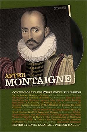 essays of michel de montaigne-gutenberg