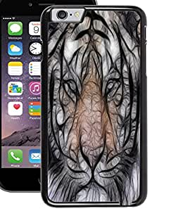 ColourCraft Lion Look Design Back Case Cover for APPLE IPHONE 6