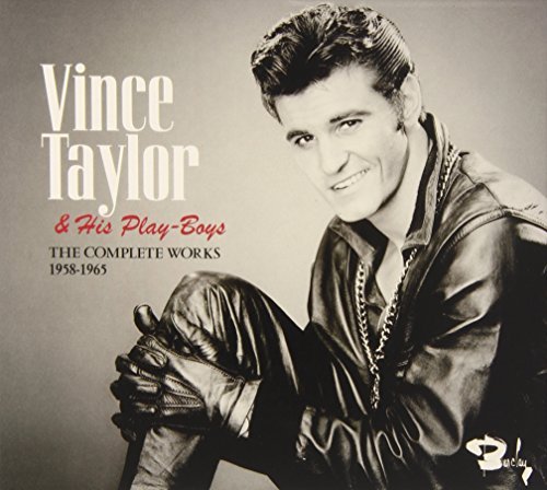 Vince Taylor & The Playboys - Complete Works 1958 - 1965 - Zortam Music