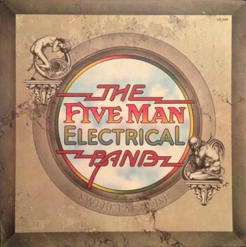 Five Man Electrical Band - Sweet Paradise - Zortam Music