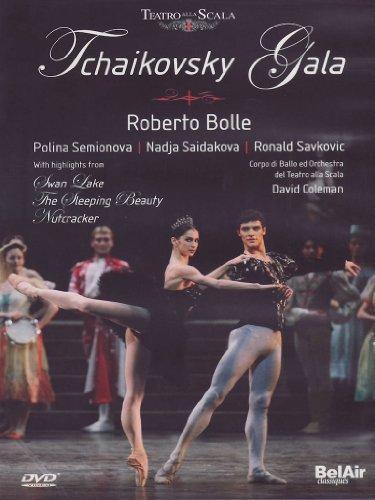 Tchaikovsky gala(+booklet)