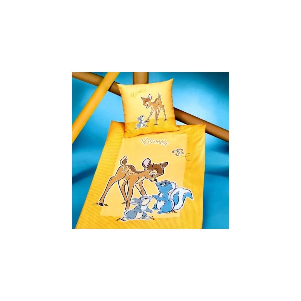 Bambi Linon Bettwasche 135x150 Cm Original Walt Disney Lizenzartikel