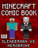 Minecraft Comic Book: Herobrine vs. Slenderman: Part 1
