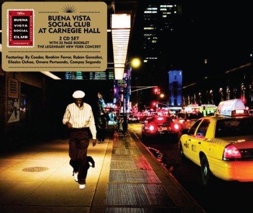 BUENA VISTA SC : CARNEGIE LIVE
