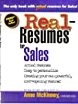 Real-Resumes for Sales (Real-Resumes...