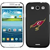 Cleveland Cavaliers - Flag design on a Black Samsung Galaxy S3 Thinshield Case by Coveroo Amazon.com