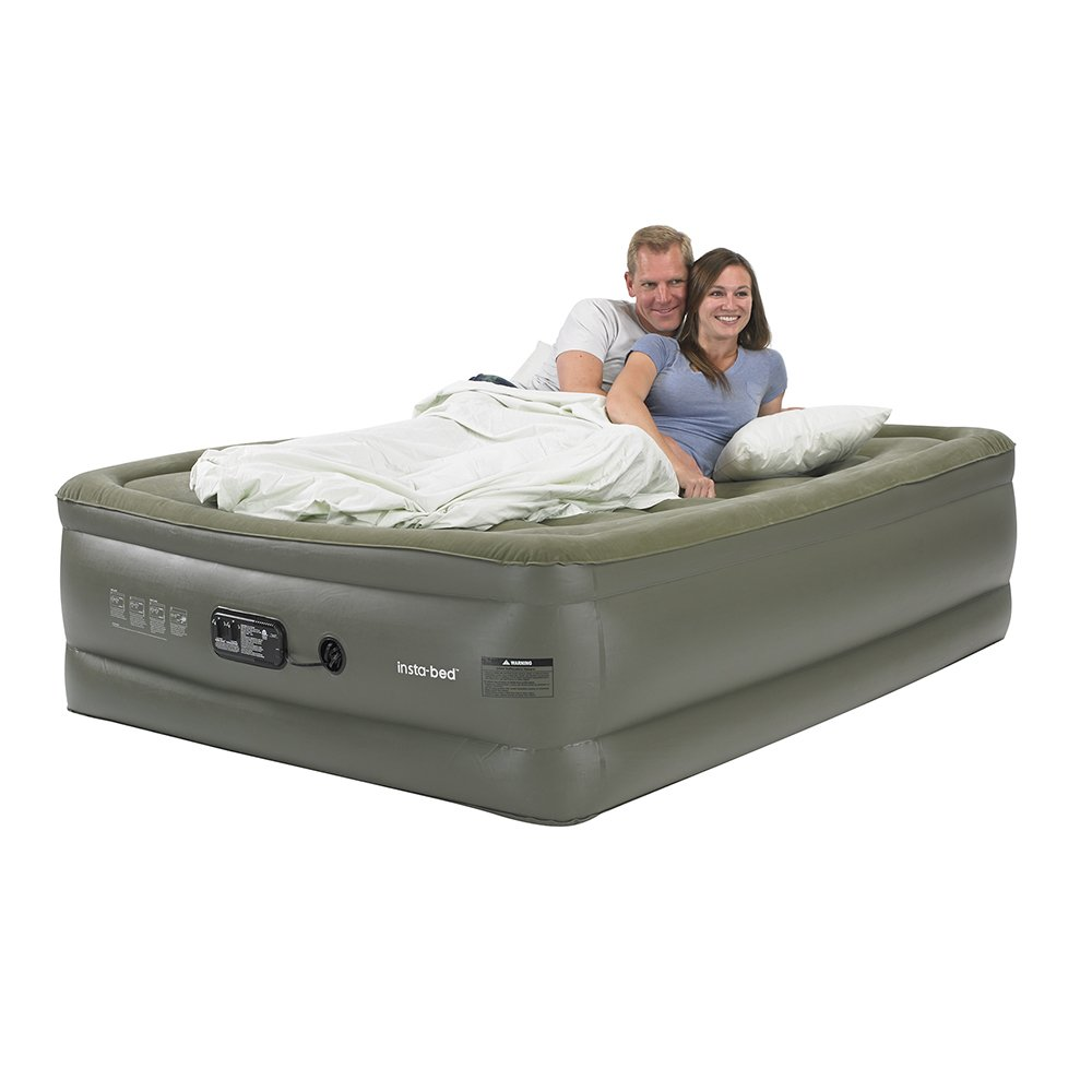 Big Air Mattress: Heavy Duty Air Mattresses Over 300 Lbs For Heavy People