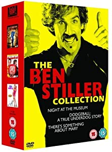 The Ben Stiller Collection [DVD]