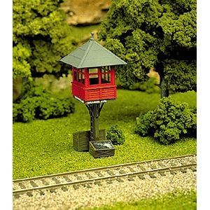 ATLAS MODEL 701 Elevated Gate Tower Kit HO - 1