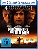 "Blu-ray-Hülle von ""No Country for Old Men"""