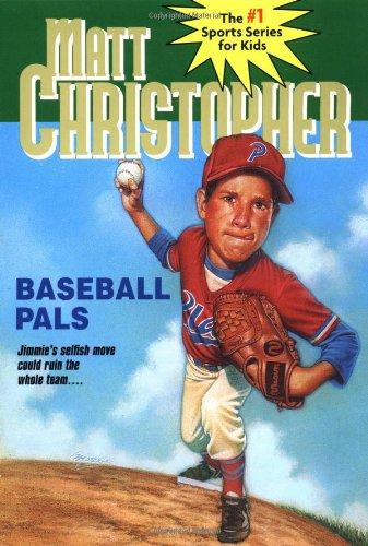 baseball-pals-matt-christopher-sports-classics