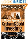 A Modern Approach to Graham and Dodd Investing (Wiley Finance)