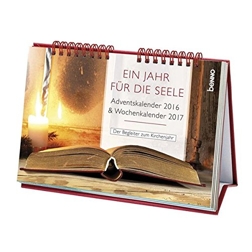 Ein-Jahr-fr-die-Seele-20162017-Adventskalender-2016-Wochenkalender-2017
