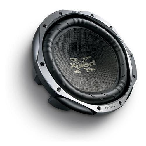 Sony XS-L 126 P5 Auto-Subwoofer (1300 Watt/380