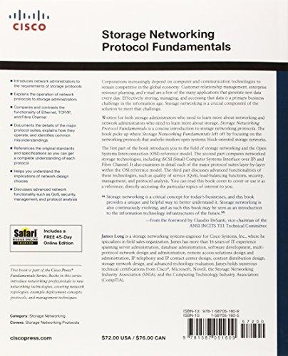 Storage Networking Protocol Fundamentals: Vol 2