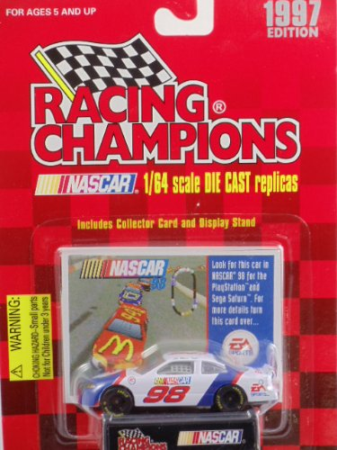 Racing Champions - 1997 Nascar Edition #98 No Driver Listed