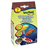 TetraPond 16477 Vacation Food, Slow Release Feeder Block, 3.45 Ounce