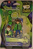 Ben 10 - Alien Force - Action Figure - Ben Tennyson - 10 cm / 4